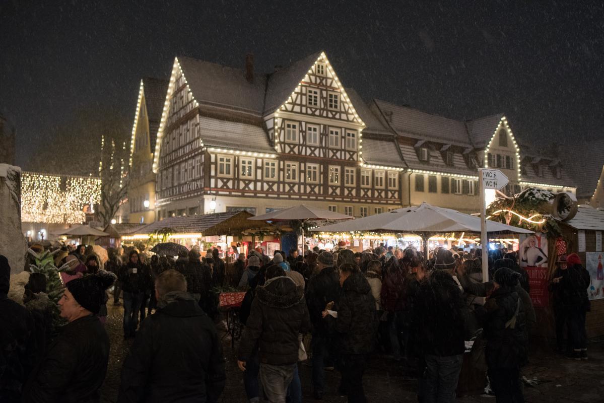 Schorndorfer Weihnachtsmarkt